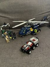 LEGO Jurassic World - Blue's Helicopter Pursuit #75928 (2018)
