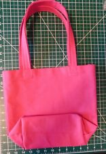 "Canvas Market/Tote Bag 12"" by 12"""