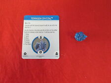 MARVEL HEROCLIX GUARDIANS OF THE GALAXY #S101 TERRIGEN CRYSTAL 3D OBJECT