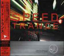 TRANCE RAVE Presents SPEED TRANCE type 5 - Japan CD NEW