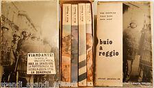 LUIGI MALAFARINA, FRANCO BRUNO, SANTO STRATI BUIO A REGGIO PARALLELO 38 1971
