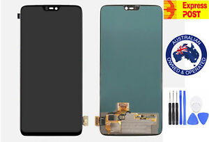 NEW OEM ONEPLUS 6 A6000 LCD AMOLED DISPLAY+TOUCH SCREEN DIGITIZER ASSEMBLY