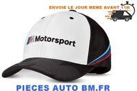 Casquette BMW couleur M Motorsport design qualité collector