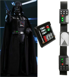 Darth Vader Belt with Led Lights Strap Cosplay Costume Props US Stock