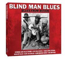 BLIND MAN BLUES 2 (RAY CHARLES, BO CARTER, BLIND WILLIE MCTELL,...) CD NEU