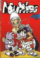 NUKIES (Shok Studio, 1997) con Parodia di MR. FANTASTIC e DONNA INVISIBILE