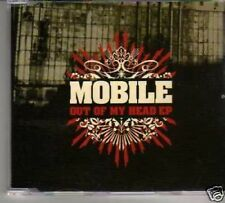 (136M) Mobile, Out Of My Head EP - DJ CD