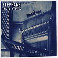ELEPHANZ-TIME FOR A CHANGE-JAPAN CD BONUS TRACK E25
