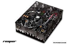 Skin Decal Wrap for PIONEER DJM-400 DJ Mixer CD Pro Audio DJM400 Parts - REAPER