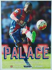 Crystal Palace v Watford 13/2/2016 Barclays Premier League MINT CONDITION