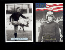 1992 All World JIM THORPE Hall of Fame Lot Greats of the Game + Foil Insert