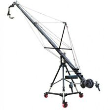Proaim 24ft Fraser Jib crane with PT-1000 Pan tilt head, Gravity Stand and Dolly