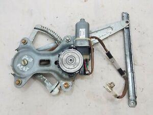 01-07 Toyota Sequoia PASSENGER REAR Window Regulator Motor Actuator Door Power .