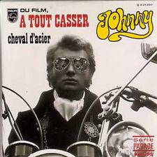 CD single Johnny HALLYDAY / Soundtrack A tout casser Neuf scéllé