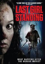 Last Girl Standing,Excellent DVD, Akasha Villalobos, Benjamin R. Moody
