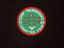 BOY SCOUT  CAMP THUNDERBIRD  1964  CHARTER YEAR PP