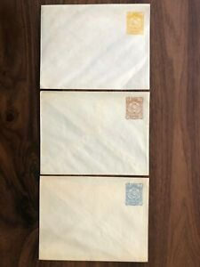 3 X PERSE OLD COVER COLLECTION LOT UNUSED !!