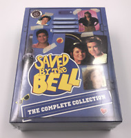 Saved By The Bell : The Complete Collection Series (DVD, 16-Disc Set) 2-TV Movie