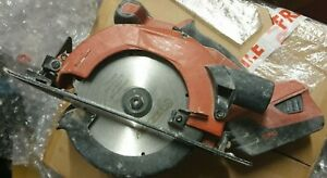 Hilti SCW 22-A Cordless Circular Saw & 1x 3.3ah 22 Volts Battery Only NO charger