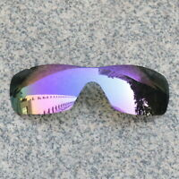 RAWD Sunglasses Replacement Lenses for-Oakley Dart Purple Mirrored - POLARIZED