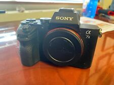 Sony Alpha A7 II 24.3MP Digital Camera - preowned - (Body and Charger Batt only)