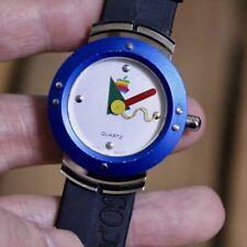 Apple Mac OS Macintosh Vintage Unused Watch Novelty Rare Rainbow Logo NEW
