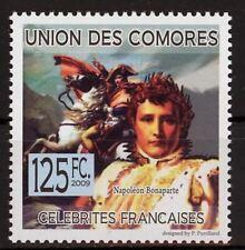 Comoros French Celebrities Famous Napoleon Bonaparte Individual Stamp Mint NH
