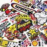 Random Mix ATV Helmet Motorcycle Motocross Truck Bike Car Racing Stickers Decal