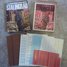 Turning Point : Stalingrad Avalon Hill bookcase game rpg box set