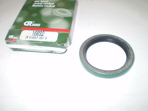 Wheel Seal Front CR SKF 16032 set of (2) Fits Toyota