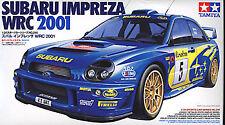 Tamiya 1/24 Subaru Impreza WRC 2001 # 24240