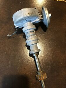 1956 Ford 292 C.i. Point Distributor Fds-12127-a2 on 2040