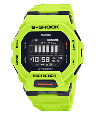 PSL July Casio G-Shock Sports Lines G-SQUAD GBD-200-9JF Lime Yellow from JP 2107
