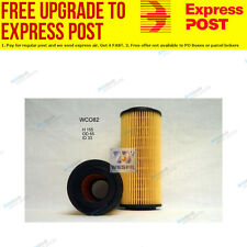 Wesfil Oil Filter WCO82 fits BMW X5 3.0 d (E70),3.0 sd (E70)