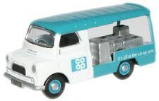 Oxford 76CA023 Bedford CA Co-op Milk Float 00 Gauge 1/76 Scale New in Case T48Po