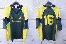 Maillot PICKERING POWER SOCCER MONTREAL football shirt ADMIRAL porté jersey XL