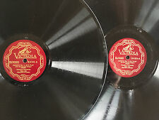 "VLADIMIR HOROWITZ Sonata No. 1 in E Flat VICTROLA (VE) 8489-8490 2x12"" 78rpm"
