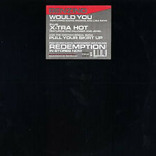 Benzino - Would You / X-Tra Hot / Pull Your Skirt Up / VG+ / 12""