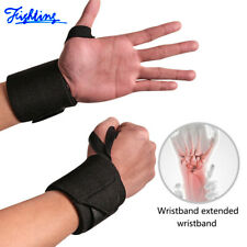 Weight Lifting Wrist Wrap Support Adjustable Support Strap Training Gym Workout
