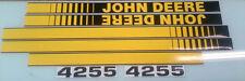 John Deere 4255 Hood Decals