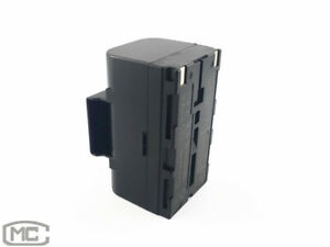 TOPCON BT-65Q REPLACE LI-ION BATTERY FOR TOPCON GTS-750 GPT-7500 TOTAL STATION