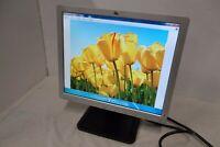 "HP LE1711 LCD Monitor 17"" Tiltable 1000:1 VGA Port 5:4 5ms 574723-001 575201-001"