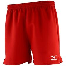 Mens Mizuno Game Short Z59RM853 Red/White Brand New with tags