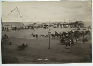 Great Yarmouth Britannia Pier 1894 Photo By Frith