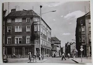 AK Forst, Lausitz, Hornickstraße, Frankfurter Str., DDR, Brandenburg, um 1969