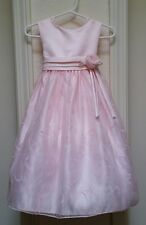 Cinderella Toddler Girl's Baby Pink Fanciful Dress-Size-2T