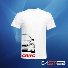 Camiseta coche jdm racing inspirado honda civic ek3 ek4 ek9 (ENVIO 24/48h)