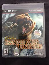 Cabela's Dangerous Hunts 2013-- PlayStation 3