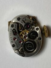 NINE VINTAGE LADIES WATCH MOVEMENTS - FOR PARTS