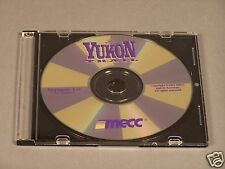 The Yukon Trail - Version 1.0 Vintage Game CD 1994 for early windows 3.1